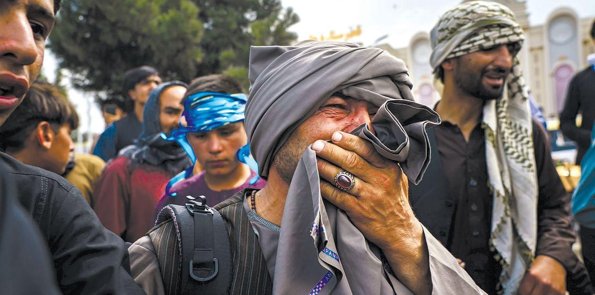 हाल-ए-अफगानिस्तान: अमेरिका ने अपनी शतरंजी चाल में छोड़ी है अफगानिस्तान में इस्लामी आतंकियों की फौज