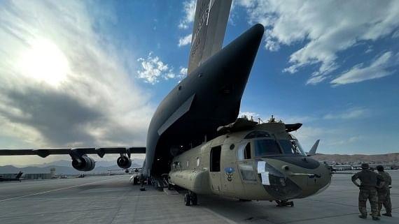 अमेरिका ने खाली किया अफगानिस्तान, 20 साल के बाद 30 अगस्त को आखिरी विमान ने भरी उड़ान