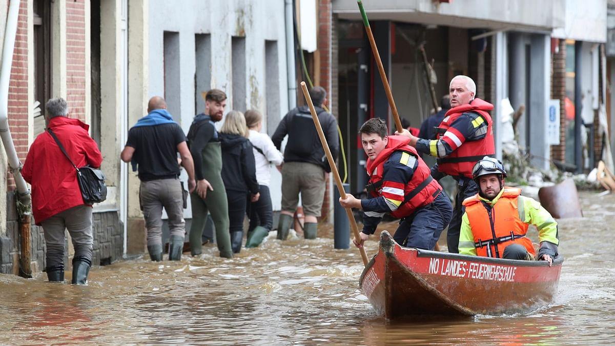 विश्व स्तर पर बढ़ रहा है बाढ़ का संकट, मौजूदा नियंत्रण तंत्र बड़ा कारण, नीति पर पुनर्विचार की जरूरत