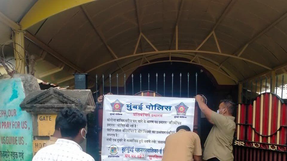 मुंबई के एक बोर्डिंग स्कूल में 22 बच्चे कोरोना पॉजिटिव मिले, BMC ने परिसर को किया सील