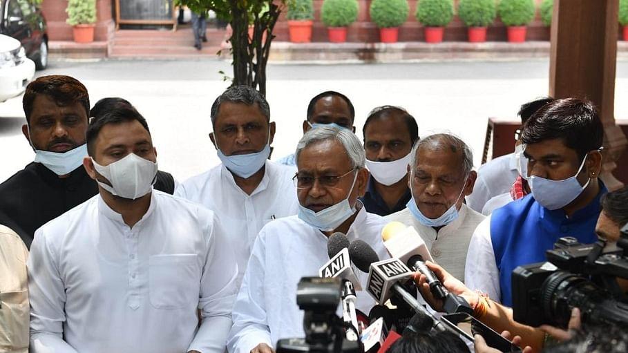 जातीय जनगणना के लिए पीएम मोदी से मिला बिहार का प्रतिनिधिमंडल, नीतीश-तेजस्वी ने सकारात्मक परिणाम की उम्मीद जताई