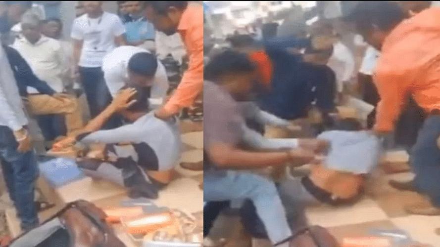 इंदौर में लिंचिंग का शिकार होने से बचे चूड़ी वाले पर ही FIR, पॉक्सो एक्ट समेत कई संगीन आरोपों में केस दर्ज