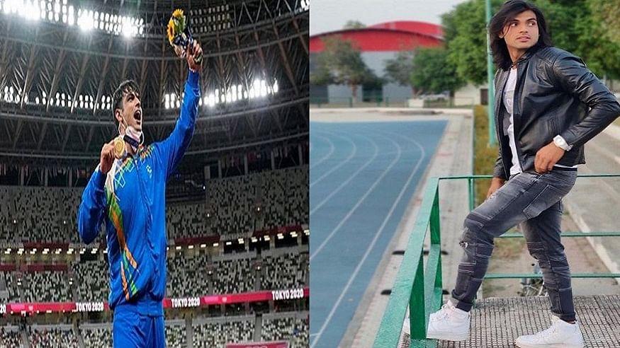 Tokyo Olympics में भारत को गोल्ड दिलाने वाले नीरज चोपड़ा के फैशन का जमाना हुआ दीवाना! देखें उनकी स्टाइलिस्ट तस्वीरें