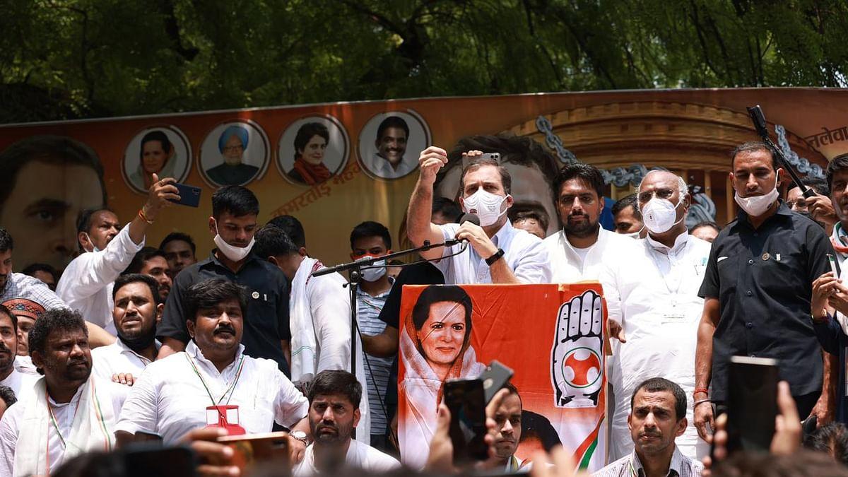 किसान, रोजगार और पेगासस के नाम से चिढ़ती है सरकार, देश के युवा की आवाज कोई नहीं दबा सकता- राहुल गांधी