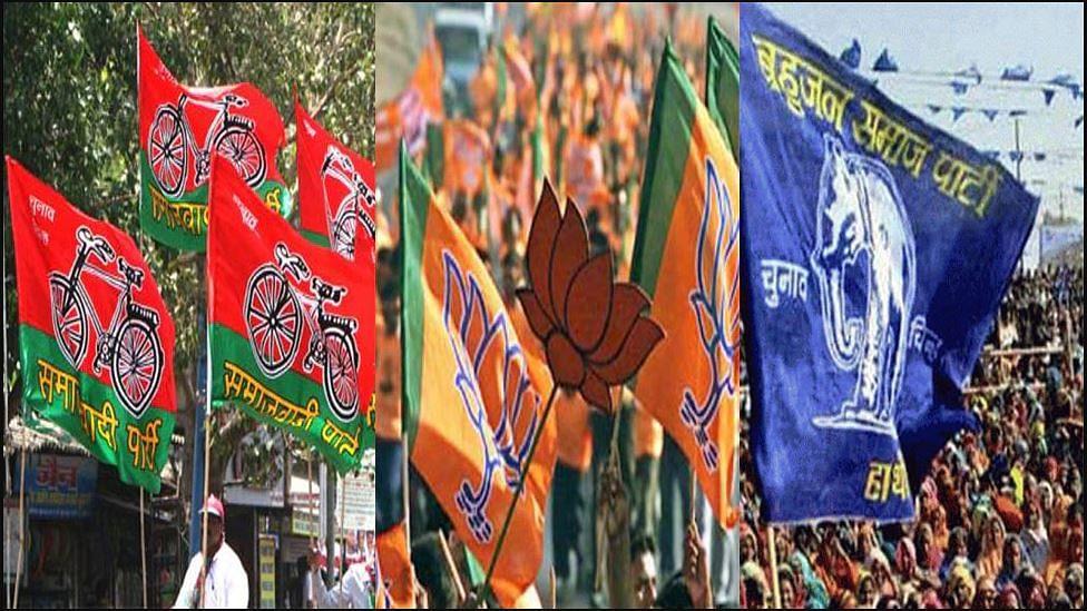 यूपी चुनावः ब्राह्मण के बाद अब दलित वोटों पर संग्राम, बीजेपी समेत कई दलों की मायावती के बचे वोट बैंक पर नजर