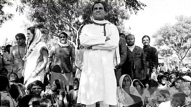 गांवों और नगर गणतंत्रों के संघ के रूप में देश के निर्माण की नींव रख दी थी राजीव गांधी ने