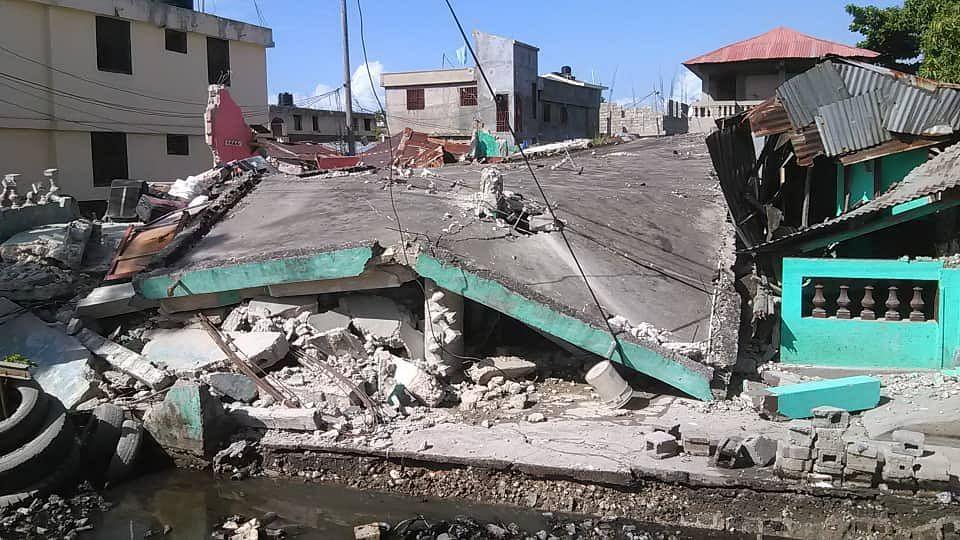 बड़ी खबर LIVE: हैती में 7.2 तीव्रता के भयंकर भूकंप से भारी तबाही, 29 लोगों की मौत, कई के हताहत होने की आशंका