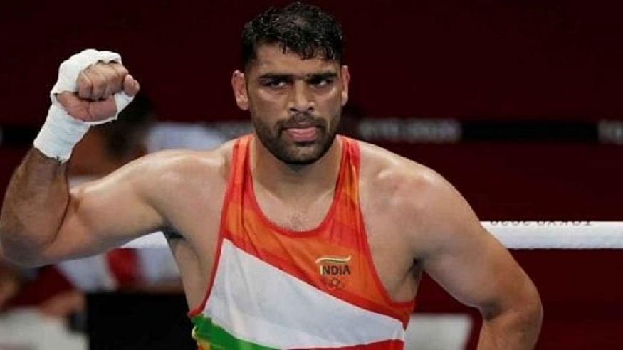 Tokyo Olympics: भारत के मुक्केबाज सतीश कुमार क्वार्टर फाइनल में हारे, उजबेकिस्तान के जालोलोव ने 5-0 से हराया