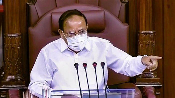 पेगासस कांडः राज्यसभा में जांच की मांग करना TMC सांसदों को पड़ा भारी, सभापति ने 6 सदस्यों को किया निलंबित