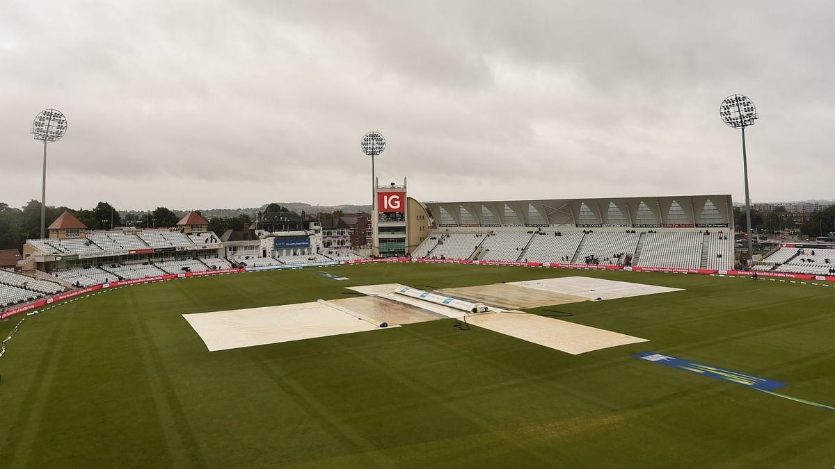 नॉटिंघम टेस्ट : भारत की जीत की उम्मीदों पर फिरा पानी, बारिश के कारण मैच ड्रॉ पर समाप्त