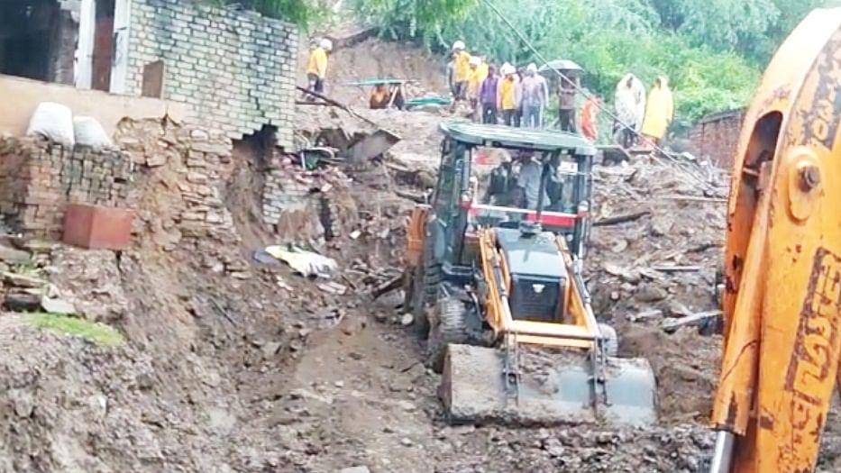 जयपुर में आफत की बारिश! घर गिरने से 4 बच्चों समेत एक ही परिवार के 7 लोगों की मौत
