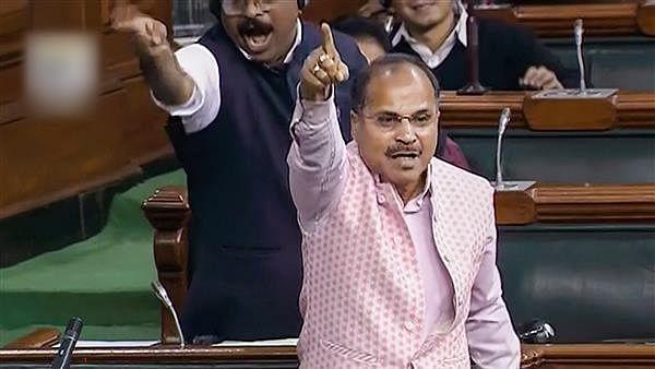 संसद में विपक्ष को लोगों के मुद्दे उठाने से रोका गया, सरकार ने मांगों को किया अनसुना- अधीर रंजन चौधरी