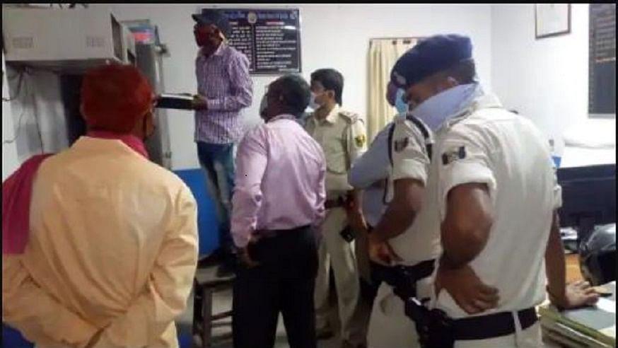 बिहार में अपराधियों का बैंकों पर कहर जारी, दिनदहाड़े बैंक ऑफ इंडिया से 16.76 लाख रुपये लूटे