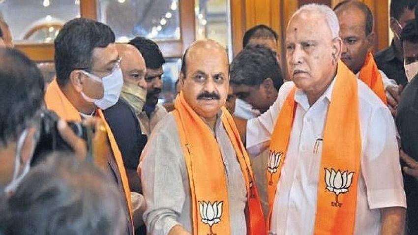 कर्नाटकः बसवराज कैबिनेट के 29 मंत्रियों ने ली शपथ, येदियुरप्पा को दोहरा झटका, बेटे को नहीं मिली जगह