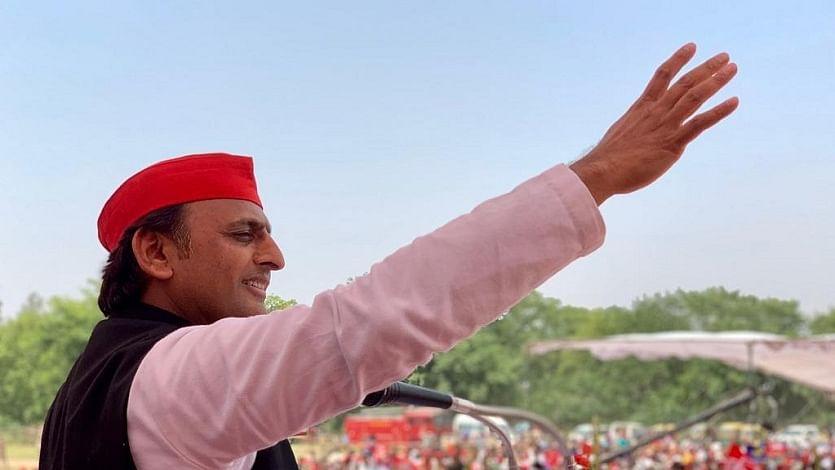 BJP को वोट नहीं देंगे यूपी के किसान, अन्नदाता के मतदाता बनने का समय आया, झांसे में नहीं आने वाले: अखिलेश यादव