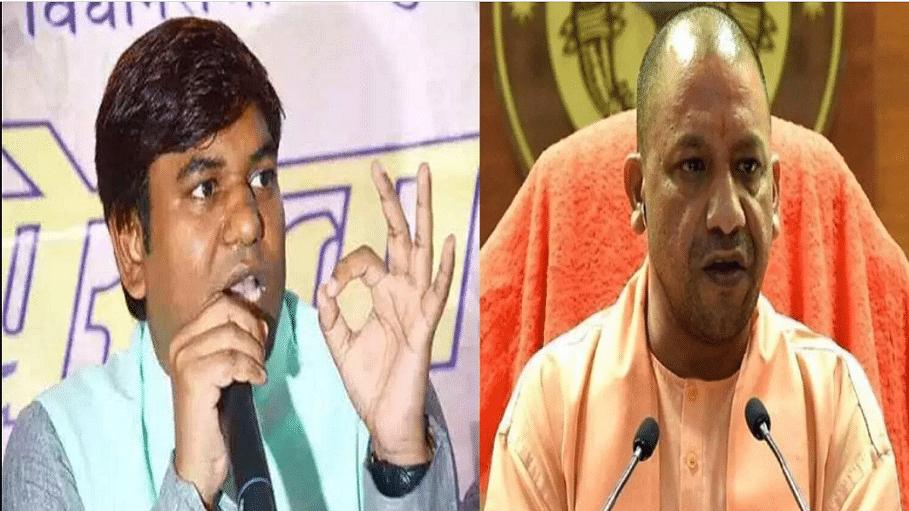 नीतीश के मंत्री मुकेश सहनी ने यूपी में बीजेपी को दी चुनौती, 165 सीटों पर चुनाव लड़ने का किया ऐलान