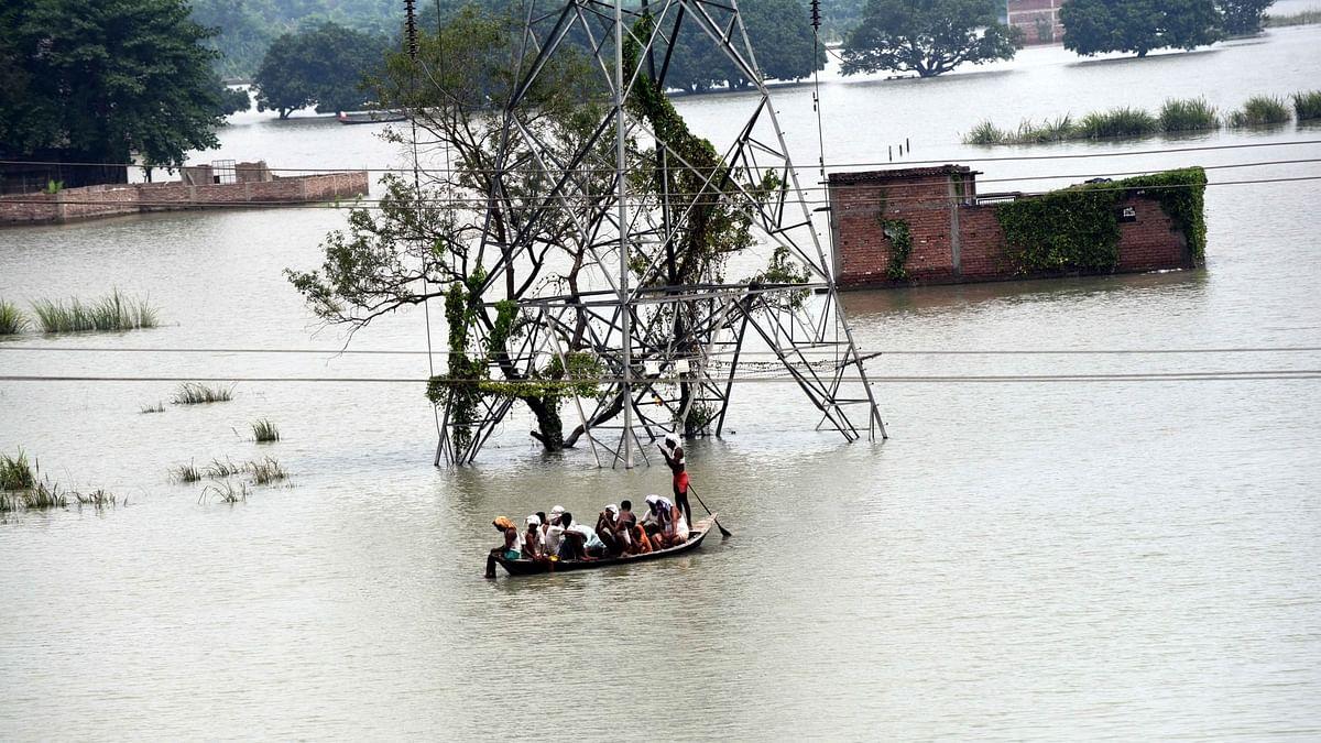 बिहार में बाढ़ का कहर, अब तक 16 लोगों की मौत, 16 जिलों की 32 लाख से ज्यादा की आबादी प्रभावित