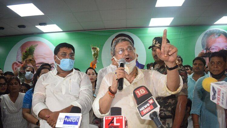 यूपी चुनाव में बीजेपी को झटका दे सकती है JDU, ललन सिंह ने गठबंधन नहीं होने पर अकेले लड़ने का किया ऐलान