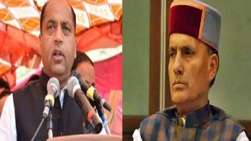हिमाचल: BJP के लिए गले की फांस बना सांसद राम स्वरूप कथित सुसाइड केस, जांच की मांग के सवाल से बच रहे CM जयराम ठाकुर!