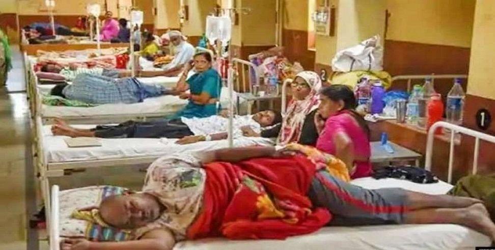 बड़ी खबर LIVE: यूपी के बांदा में वायरल बुखार का कहर! एक दिन में सामने आए 400 मरीज, अब तक 4 हजार लोग चपेट में आए