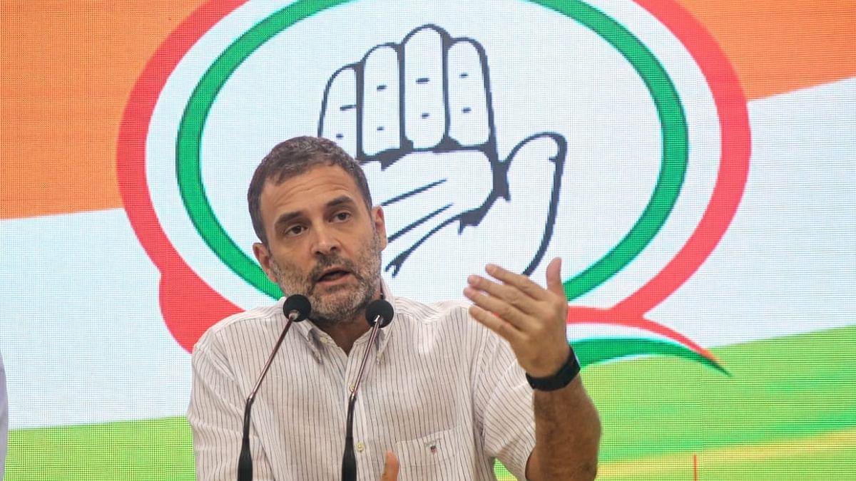 देश में बढ़ती बेरोजगारी को लेकर राहुल गांधी का केंद्र पर हमला, कहा- रोजगार के लिए हानिकारक है मोदी सरकार