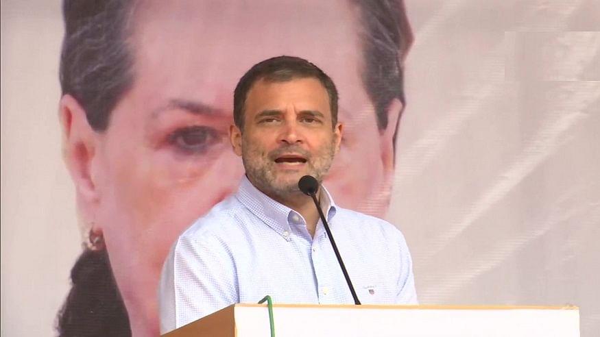 राहुल ने किसान आंदोलन पर केंद्र को घेरा, कहा- विजय के लिए एक सत्याग्रही ही काफी, जय जवान जय किसान था.. है और रहेगा
