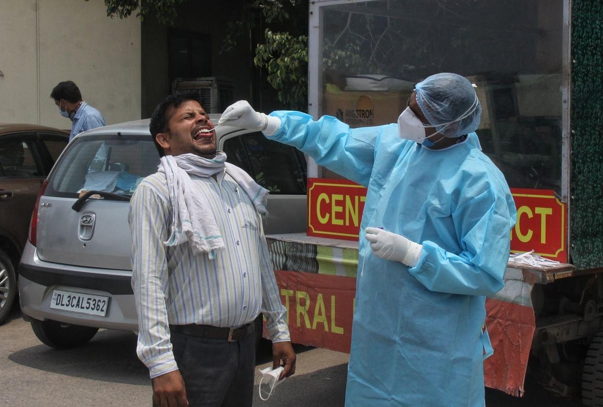कोरोना वायरस का कहर: पिछले 24 घंटे में 26,964 नए केस आए सामने, 383 लोगों की गई जान