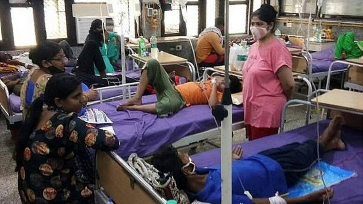 वायरल बुखार से यूपी में हाहाकार! फिरोजाबाद में चपेट में आए 12 हजार से ज्यादा लोग, अब तक 114 की मौत