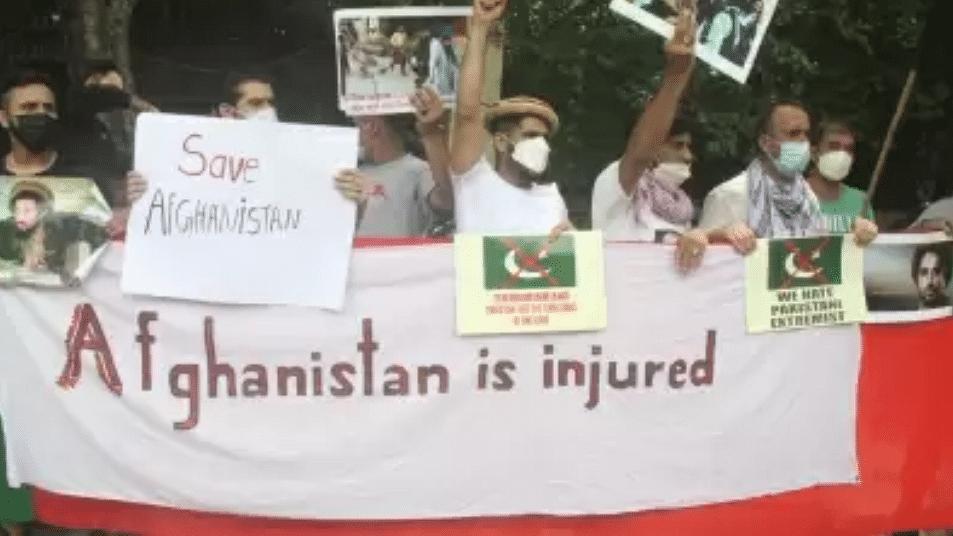 हफ्तेभर में अफगान नागरिकों का पाकिस्तान के खिलाफ दूसरा विरोध प्रदर्शन, कहा- पाकिस्तान अफगान में हस्तक्षेप करना करे बंद