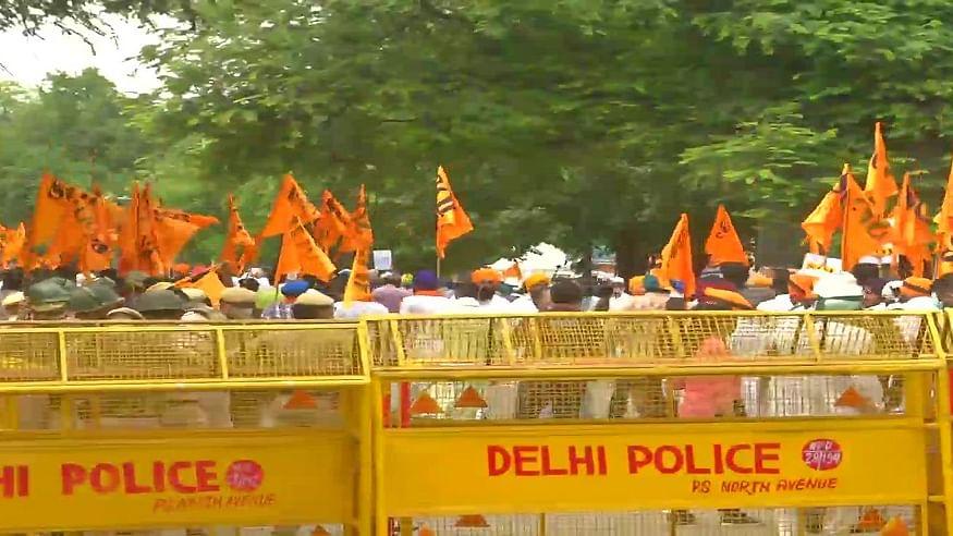 बड़ी खबर LIVE: कृषि कानून के एक साल पूरे होने पर दिल्ली में अकाली दल का 'ब्लैक फ्राइडे प्रोटेस्ट मार्च', सुरक्षा कड़ी