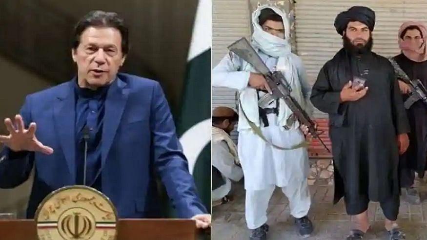 पाकिस्तान पर बुरी तरह भड़का तालिबान? इमरान खान से कहा- आपको कोई हक नहीं...
