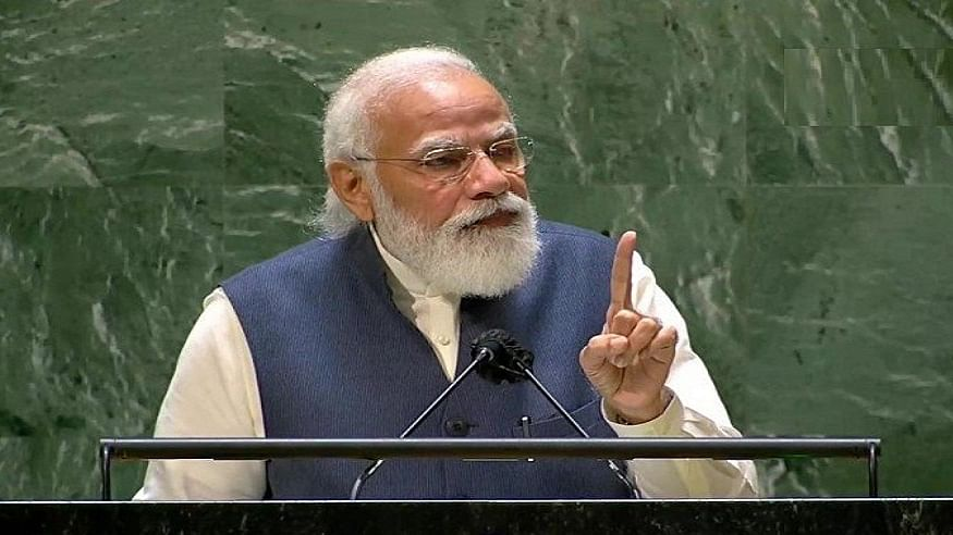 पीएम मोदी ने संयुक्त राष्ट्र महासभा में पाकिस्तान और अफगानिस्तान पर क्या कहा? पढ़िए उनके संबोधन की प्रमुख बातें