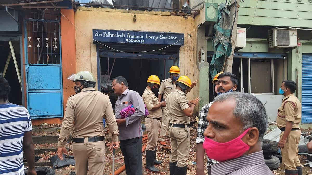 बेंगलुरु में शक्तिशाली विस्फोट में 3 लोगों की मौत, 4 घायल, विस्फोट इतना भयानक पीड़ितों के शव गोदाम से दूर गिरे