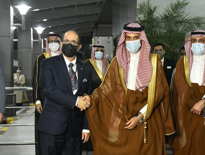 बड़ी खबर LIVE: सऊदी अरब के विदेश मंत्री दो दिवसीय भारत दौरे पर दिल्ली पहुंचे, पीएम मोदी से भी होगी मुलाकात
