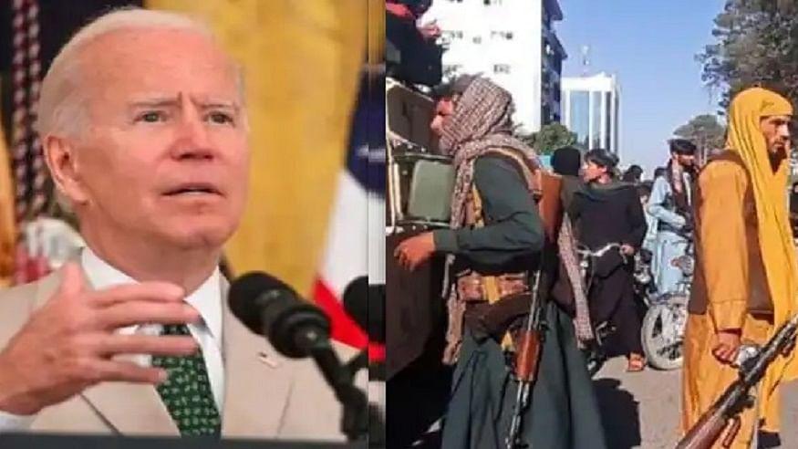 तालिबान का खुलासा, आतंक पर बड़ी-बड़ी बातें करने वाले अमेरिका ने अफगानिस्तान छोड़ने से पहले किया था बड़ा समझौता!