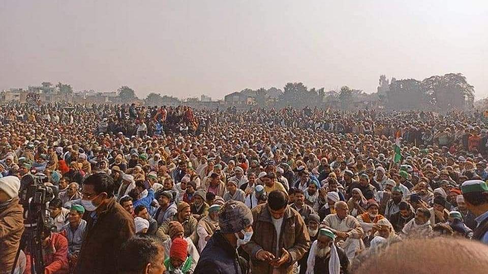 किसान महापंचायत: दिल्ली-अंबाला हाईवे पर यात्रा करने से बचें, इन रास्तों को भी किया गया डायवर्ट