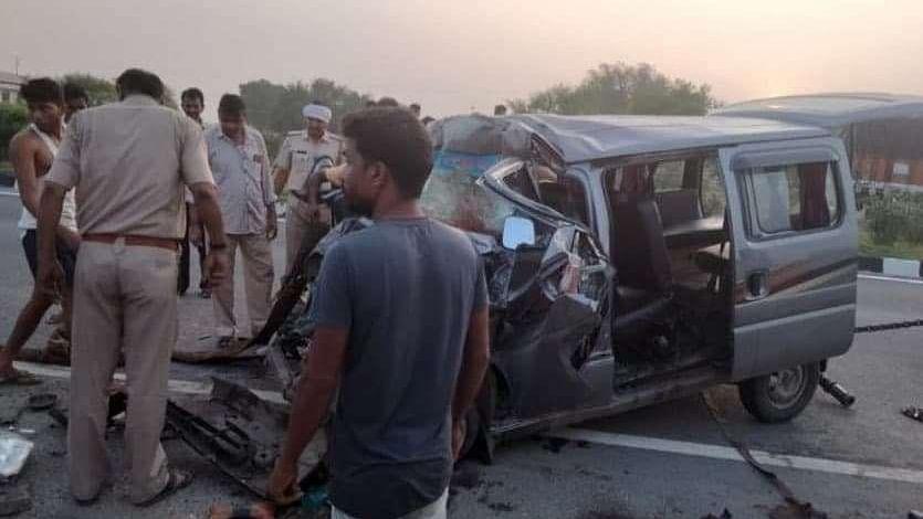 राजस्थानः REET परीक्षा देने जा रहे 6 उम्मीदवारों की सड़क हादसे में मौत, सीएम गहलोत ने मुआवजे का किया ऐलान