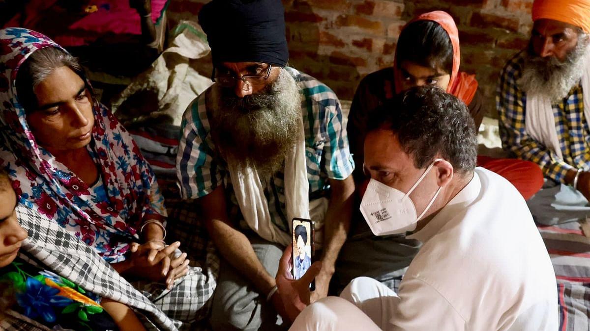 लखीमपुर कांड: राष्ट्रपति कोविंद से मिलने का कांग्रेस ने मांगा वक्त, राहुल गांधी और कई वरिष्ठ नेता सौंपेगे ज्ञापन