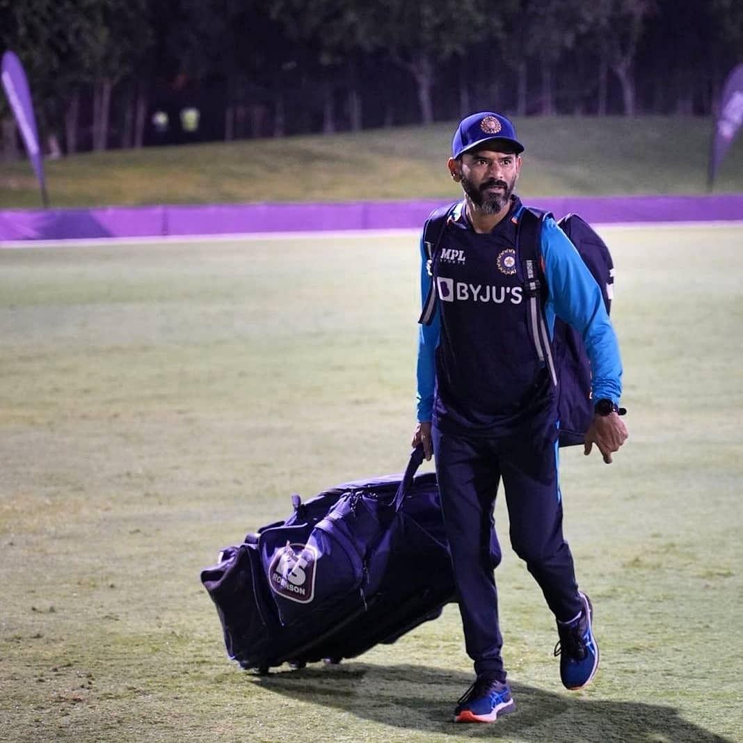 T-20 विश्व कप के बाद टीम इंडिया को अलविदा कहेंगे फील्डिंग कोच श्रीधर, BCCI को दिया धन्यवाद