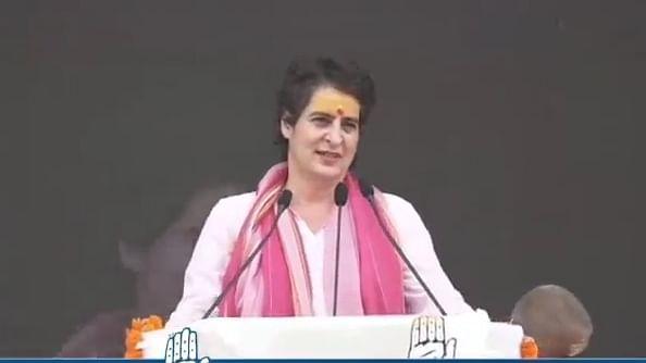 यूपी चुनावः कांग्रेस की प्रतिज्ञा यात्रा कल से होगी शुरू, प्रियंका गांधी बाराबंकी से करेंगी रवाना