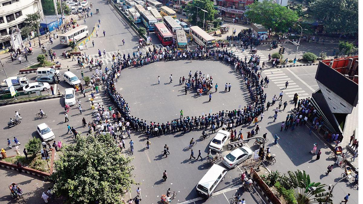 बीजेपी नेताओं के लिए आइना है बांग्लादेश में हुई सांप्रदायिक हिंसा के खिलाफ एकजुट हुआ वहां का बहुसंख्यक समुदाय