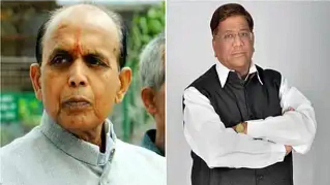 महाराष्ट्र: उपचुनाव से पहले BJP को बड़ा झटका, पूर्व प्रदेश उपाध्यक्ष, पूर्व विधायक कांग्रेस में शामिल
