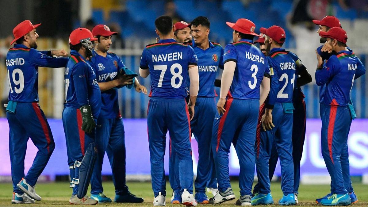 T20 वर्ल्ड कपः अफगानिस्तान ने स्कॉटलैंड को 130 रनों से रौंदा, 60 रन पर पूरी टीम को किया ढेर