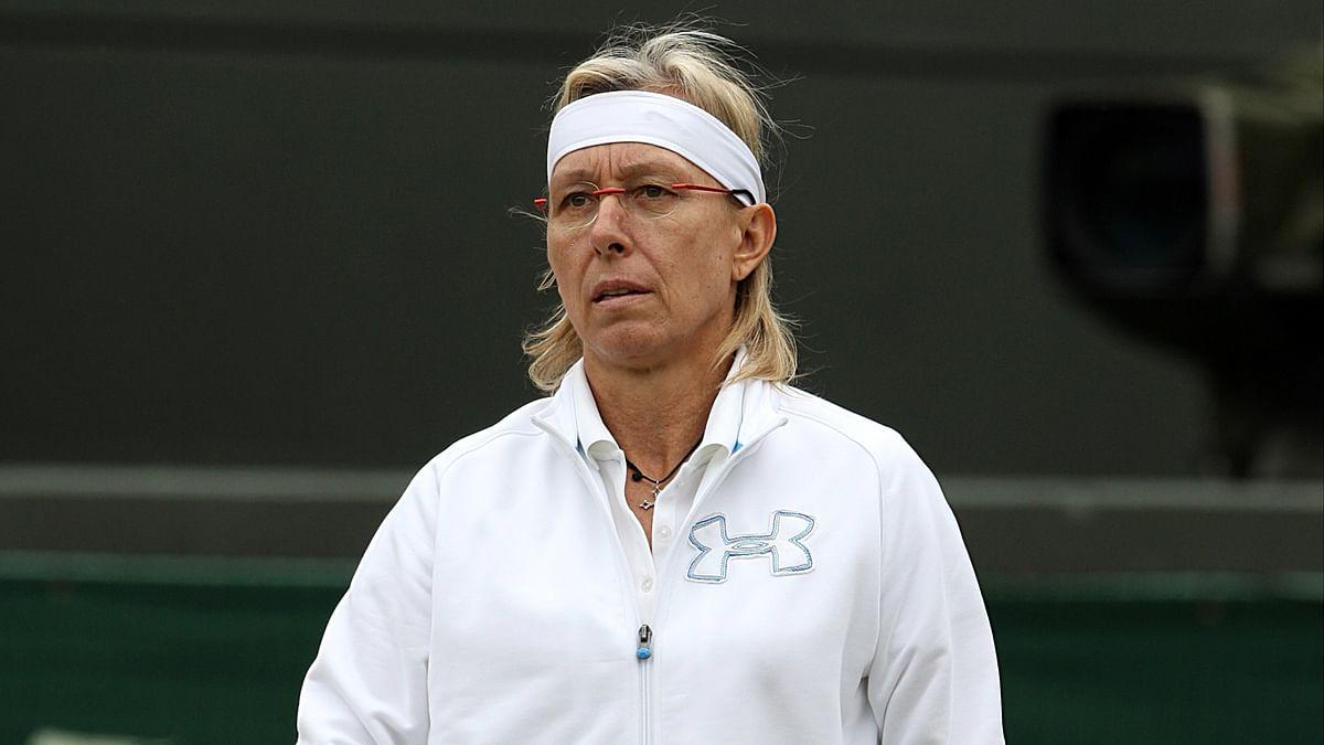 मशहूर टेनिस खिलाड़ी मार्टिना नवरातिलोवा ने अमित शाह के इंटरव्यू को कहा सबसे बड़ा जोक, शाह ने कहा था मोदी डिक्टेटर नहीं