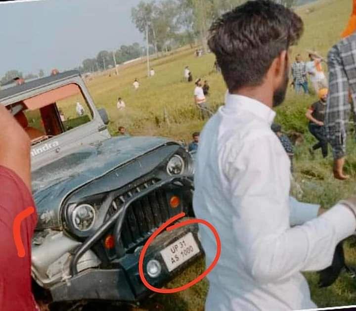 यूपी में किसान कफन में हैं, पूरा विपक्ष हिरासत में, लेकिन सबूत सामने होने पर भी आरोपी अभी तक आजाद क्यों है योगी जी !