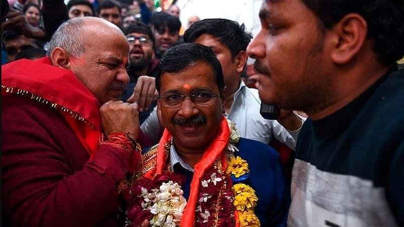 यूपी चुनाव के लिए भगवान राम की शरण लेंगे केजरीवाल, 26 अक्टूबर को अयोध्या में करेंगे दर्शन और पूजा