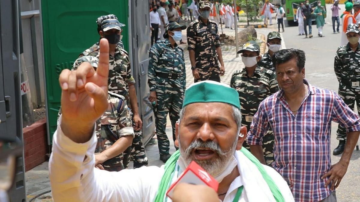 सिंघु बार्डर पर युवक की हत्या से आंदोलन पर पर क्या पड़ेगा असर? राकेश टिकैत ने दिया जवाब