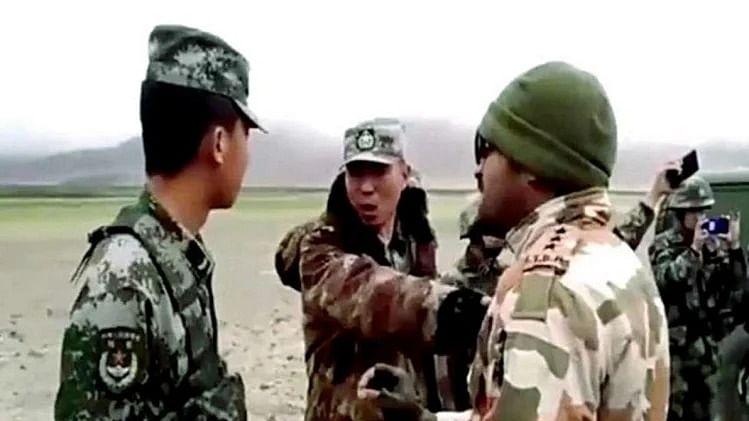 वीडियो: अब अरुणाचल प्रदेश में चीन सैनिकों ने लांघी सीमा, भारतीय जवानों ने उल्टे पैर दौड़ाया