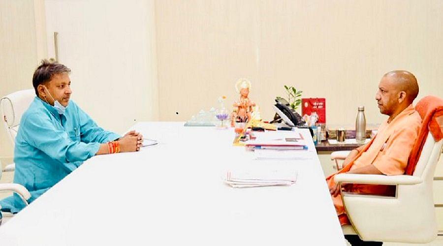 फर्जी दस्तावेज के मामले में योगी के मंत्री पर केस दर्ज, अवैध तरीके से निजी कारखाने की जमीन कब्जाने का आरोप