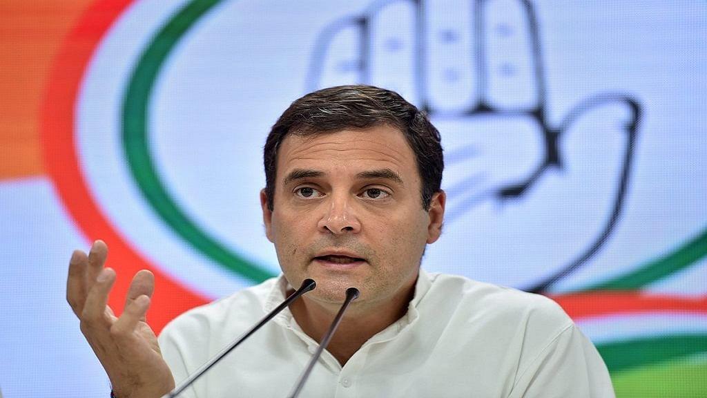 राहुल गांधी का मोदी सरकार पर तंज, 'सीमाओं पर घमासान है...भारत तो तब भी महान है, पर केंद्र सरकार नाकाम थी, नाकाम है'